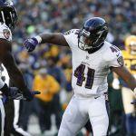 Baltimore Ravens Stat of the Week – Week12