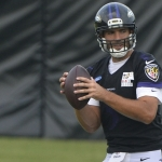 Joe Flacco Looks Like Renewed QB in 2018